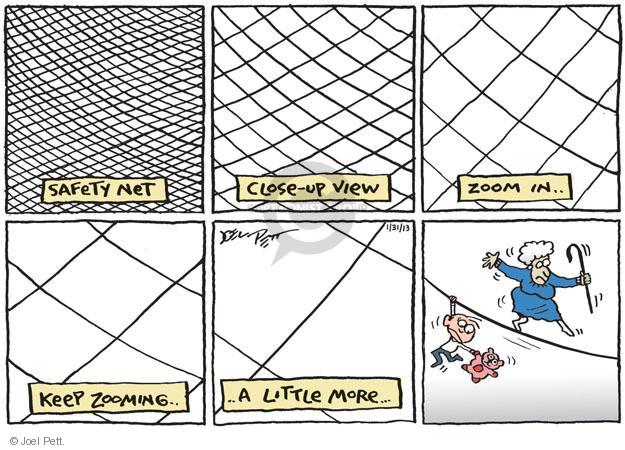 Cartoonist Joel Pett  Joel Pett's Editorial Cartoons 2013-01-31 old age