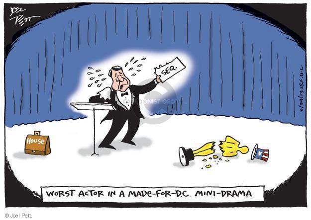 Joel Pett  Joel Pett's Editorial Cartoons 2013-02-24 speaker