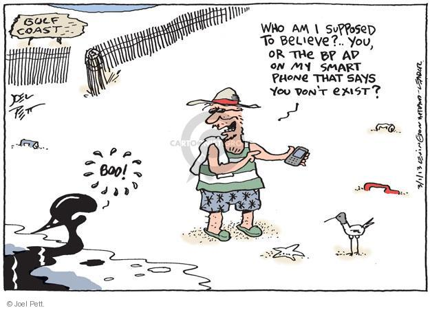 Joel Pett  Joel Pett's Editorial Cartoons 2013-03-01 ocean