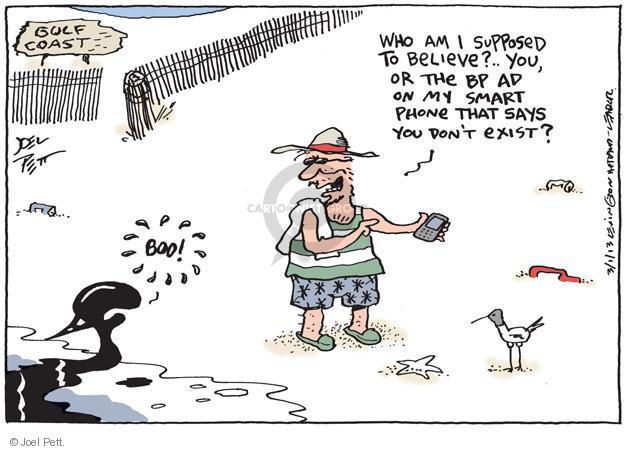 Cartoonist Joel Pett  Joel Pett's Editorial Cartoons 2013-03-01 political advertising