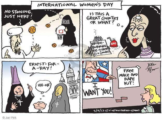 Cartoonist Joel Pett  Joel Pett's Editorial Cartoons 2013-03-09 country