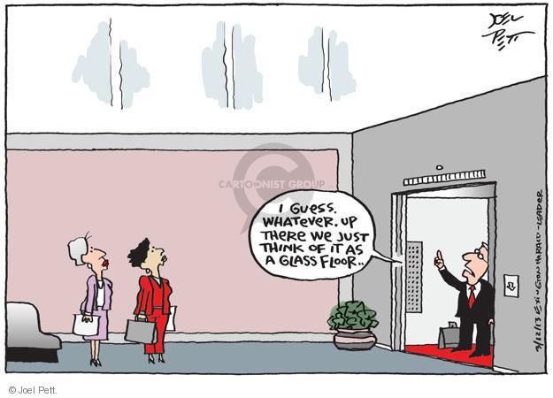 Joel Pett  Joel Pett's Editorial Cartoons 2013-03-12 female