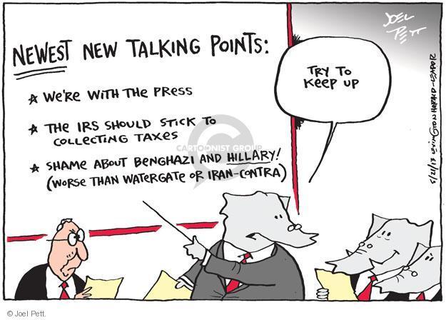Joel Pett  Joel Pett's Editorial Cartoons 2013-05-21 review