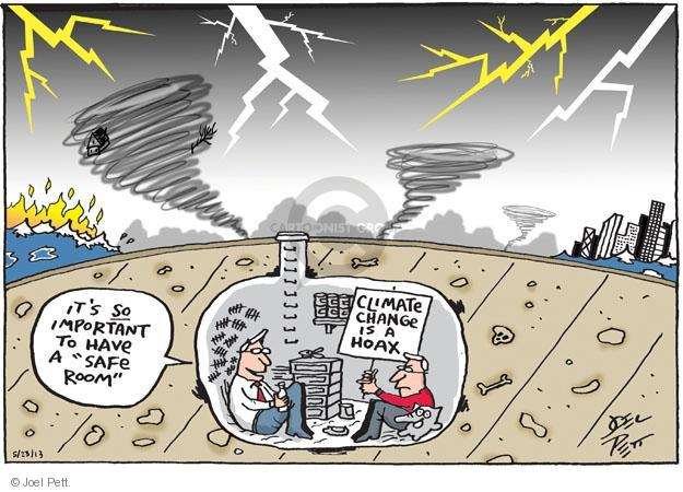 Cartoonist Joel Pett  Joel Pett's Editorial Cartoons 2013-05-24 Oklahoma