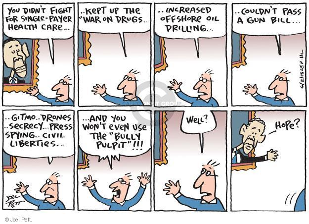 Joel Pett  Joel Pett's Editorial Cartoons 2013-06-02 press freedom