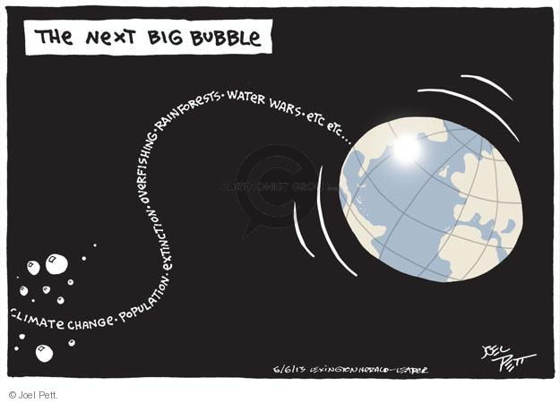 Joel Pett  Joel Pett's Editorial Cartoons 2013-06-06 change