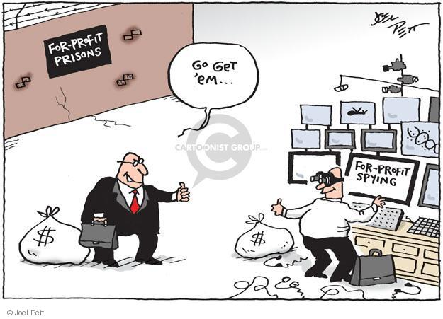 Joel Pett  Joel Pett's Editorial Cartoons 2013-06-12 incarceration