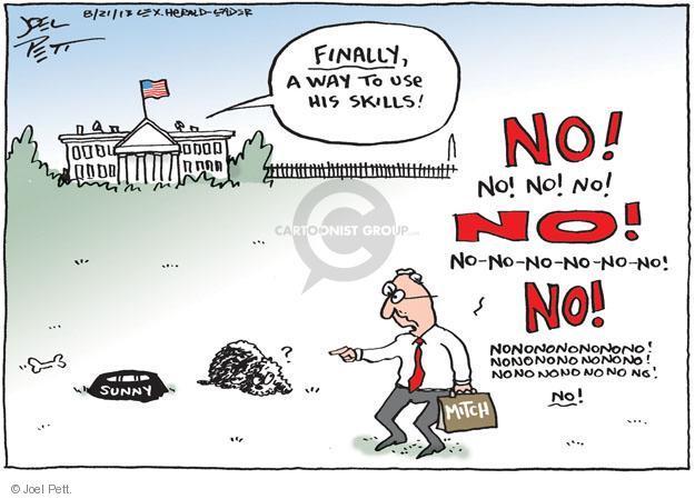 FINALLY, a way to use his skills! Sunny. NO! No! No! No! NO! No-no-no-no-no-no! NO! Nonononononono! Nonononononono! Nonononononono! No! Mitch.