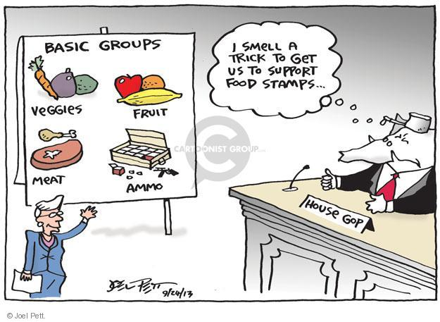 Joel Pett  Joel Pett's Editorial Cartoons 2013-09-24 republican party