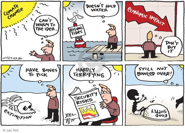 Joel Pett  Joel Pett's Editorial Cartoons 2013-11-05 ocean