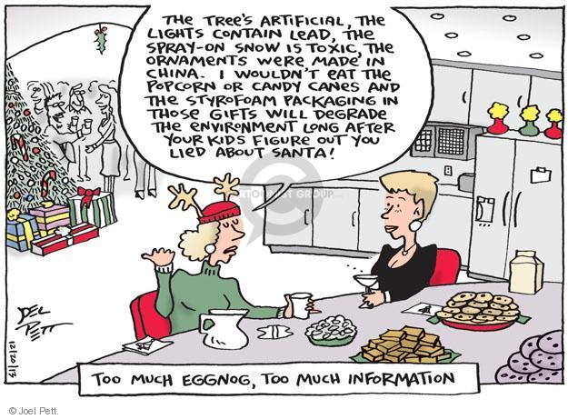 Joel Pett  Joel Pett's Editorial Cartoons 2013-12-20 candy