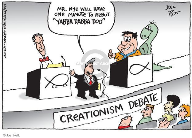 Radiocarbon dating creationism