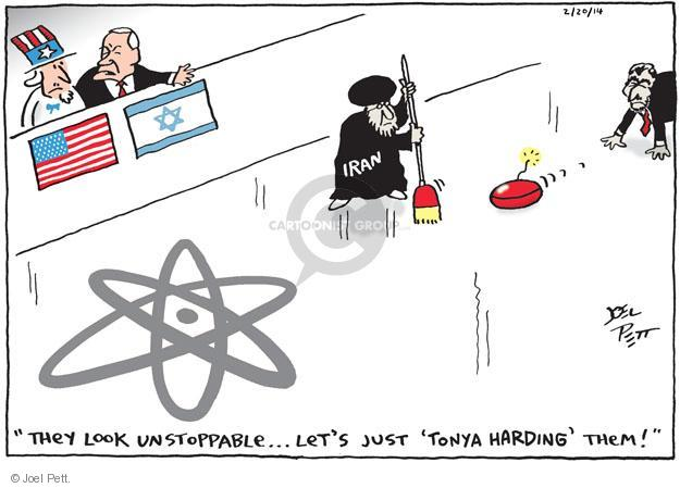 Joel Pett  Joel Pett's Editorial Cartoons 2014-02-20 winter Olympics