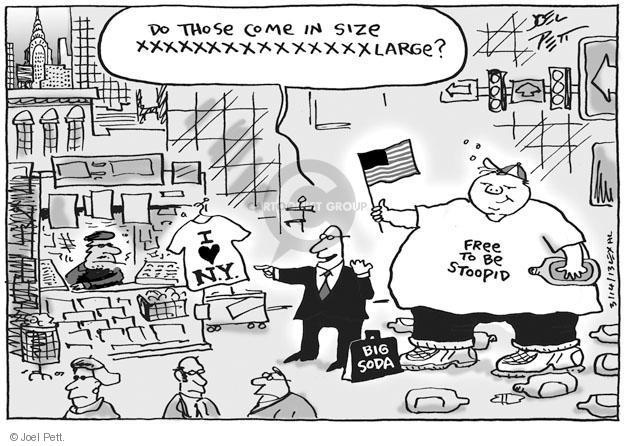 Joel Pett  Joel Pett's Editorial Cartoons 2014-03-14 sugary