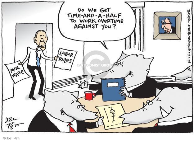 Cartoonist Joel Pett  Joel Pett's Editorial Cartoons 2014-03-14 politics