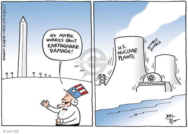 Joel Pett  Joel Pett's Editorial Cartoons 2014-05-15 worry