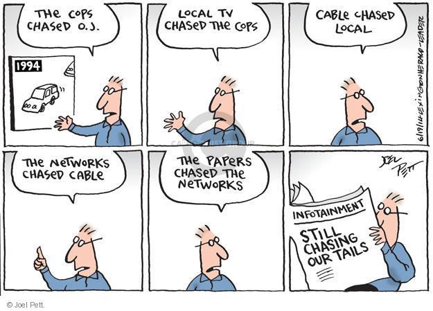 Cartoonist Joel Pett  Joel Pett's Editorial Cartoons 2014-06-19 trial