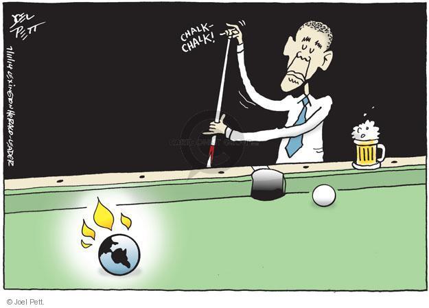 Joel Pett  Joel Pett's Editorial Cartoons 2014-07-11 change