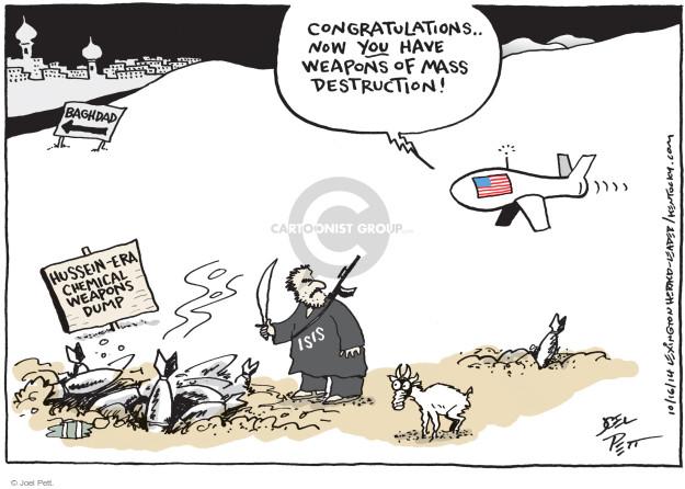 Cartoonist Joel Pett  Joel Pett's Editorial Cartoons 2014-10-16 drone