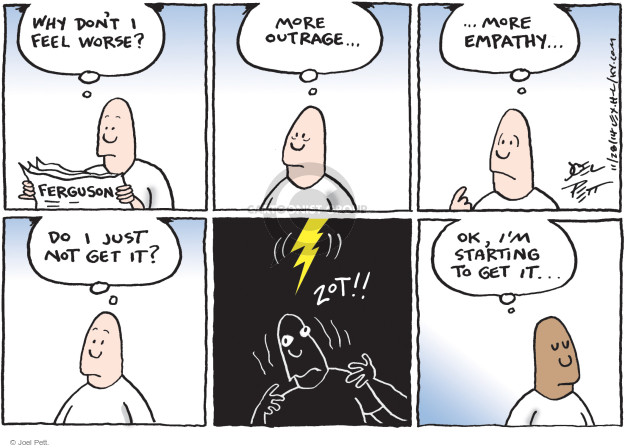 Cartoonist Joel Pett  Joel Pett's Editorial Cartoons 2014-11-28 Missouri