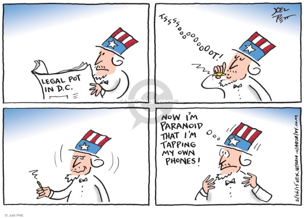 Joel Pett  Joel Pett's Editorial Cartoons 2015-02-26 drug