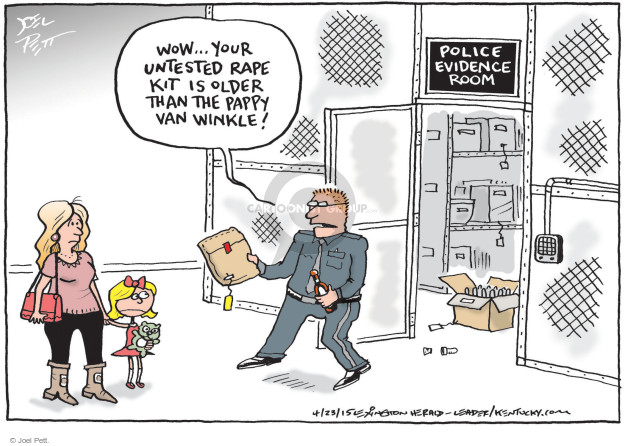 Joel Pett  Joel Pett's Editorial Cartoons 2015-04-23 age
