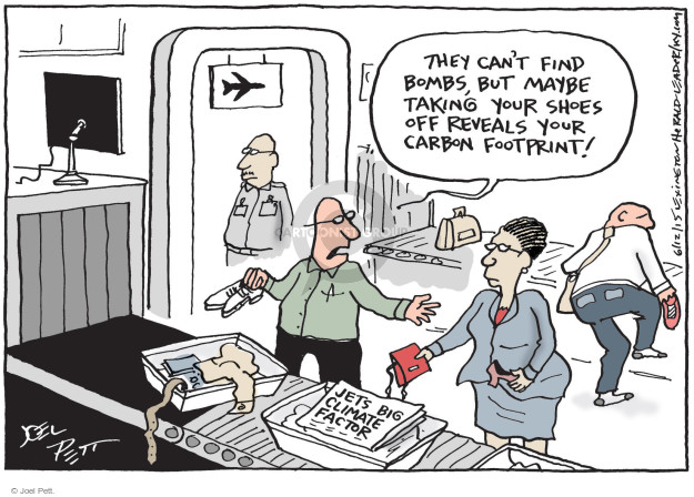 Joel Pett  Joel Pett's Editorial Cartoons 2015-06-12 plane