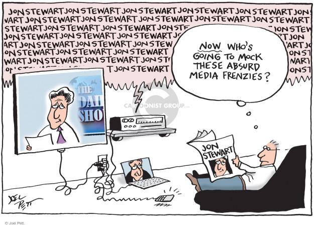Joel Pett  Joel Pett's Editorial Cartoons 2015-08-05 political media