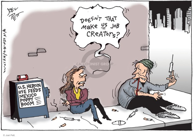 Joel Pett  Joel Pett's Editorial Cartoons 2015-09-22 Mexican