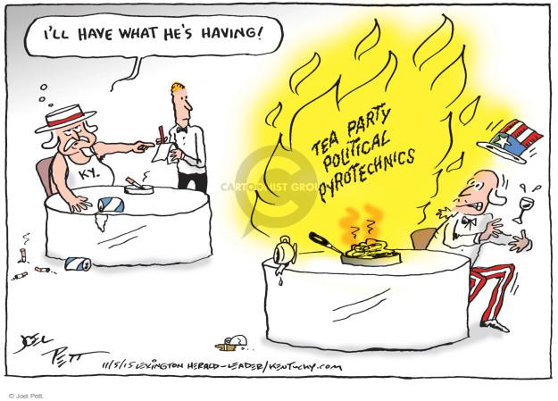Joel Pett  Joel Pett's Editorial Cartoons 2015-11-05 state