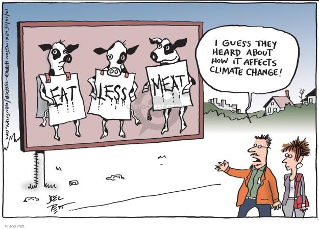 Joel Pett  Joel Pett's Editorial Cartoons 2015-12-10 hear
