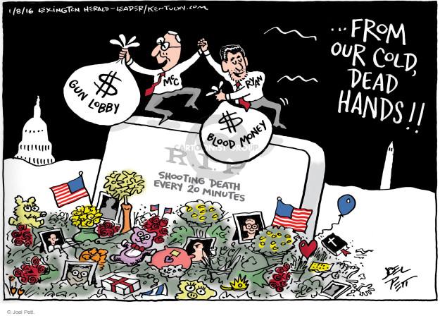 Joel Pett  Joel Pett's Editorial Cartoons 2016-01-08 Paul