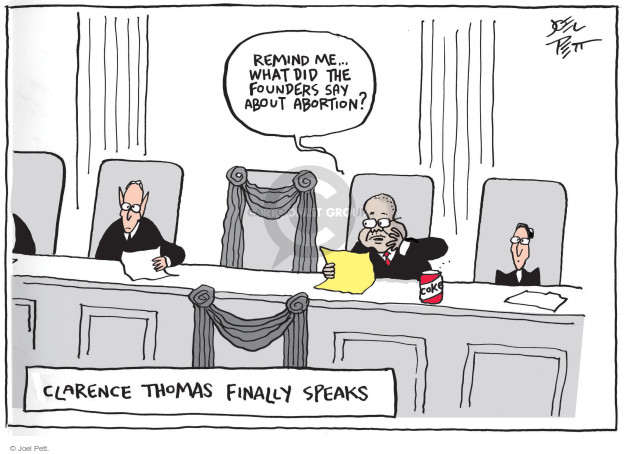 Joel Pett  Joel Pett's Editorial Cartoons 2016-03-04 judge