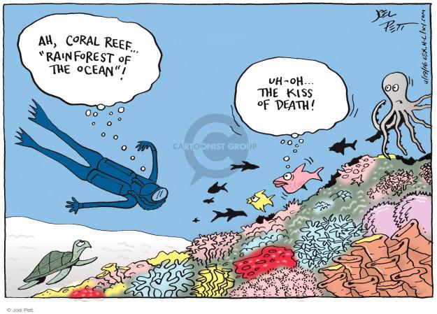 Joel Pett  Joel Pett's Editorial Cartoons 2016-04-19 effect