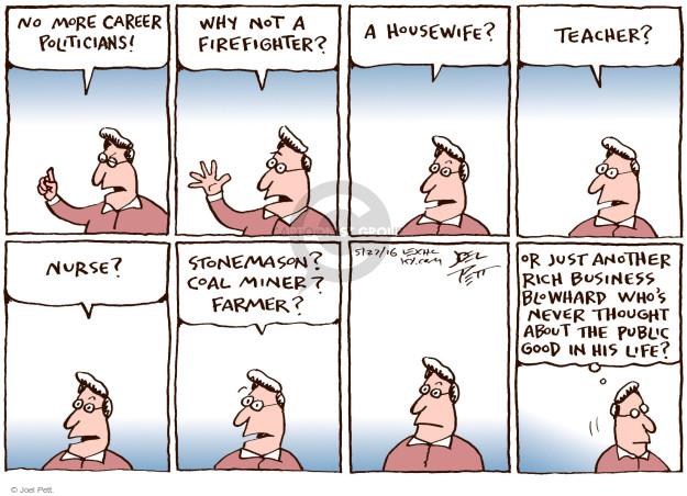 Joel Pett  Joel Pett's Editorial Cartoons 2016-05-27 nurse