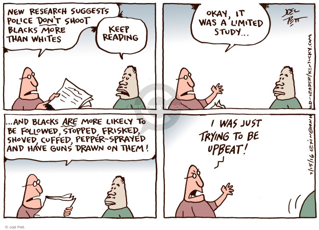 Joel Pett  Joel Pett's Editorial Cartoons 2016-07-15 size
