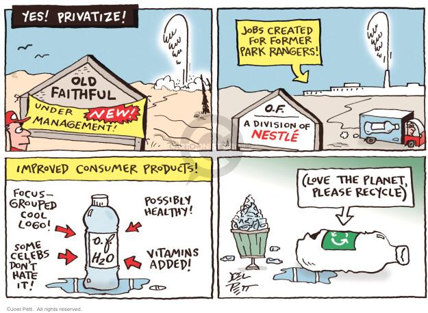 Joel Pett  Joel Pett's Editorial Cartoons 2016-12-16 recycle