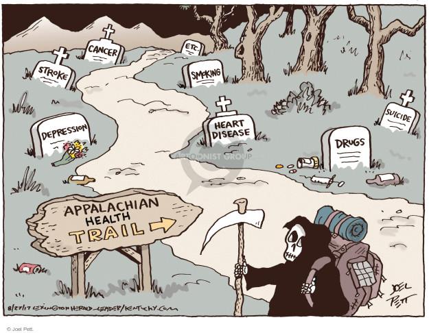 Joel Pett  Joel Pett's Editorial Cartoons 2017-08-26 mental illness