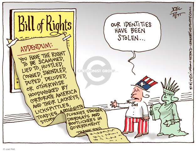 Joel Pett  Joel Pett's Editorial Cartoons 2017-09-13 credit