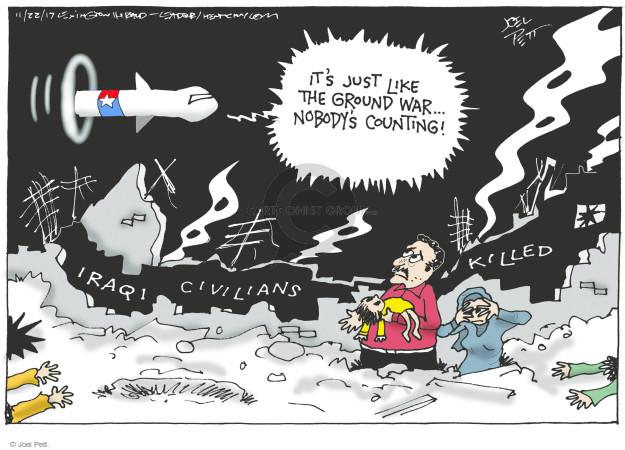 Cartoonist Joel Pett  Joel Pett's Editorial Cartoons 2017-11-22 state