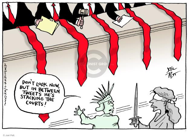 Joel Pett  Joel Pett's Editorial Cartoons 2017-11-30 justice system