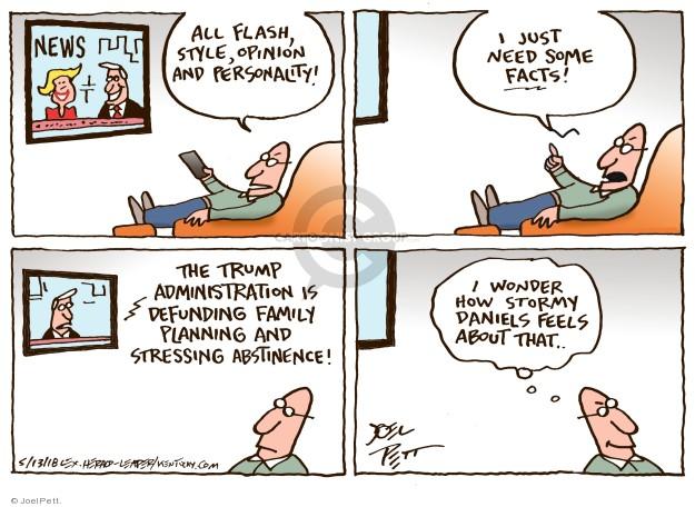 Joel Pett  Joel Pett's Editorial Cartoons 2018-05-13 reporter
