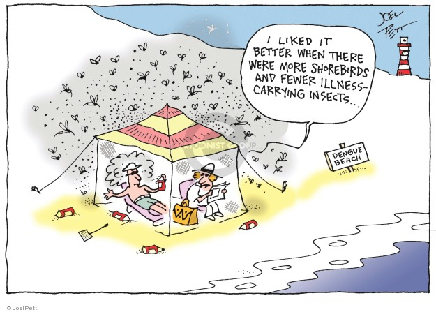 Cartoonist Joel Pett  Joel Pett's Editorial Cartoons 2018-05-16 illness