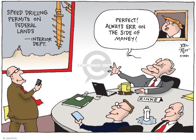 Cartoonist Joel Pett  Joel Pett's Editorial Cartoons 2018-09-18 fuel