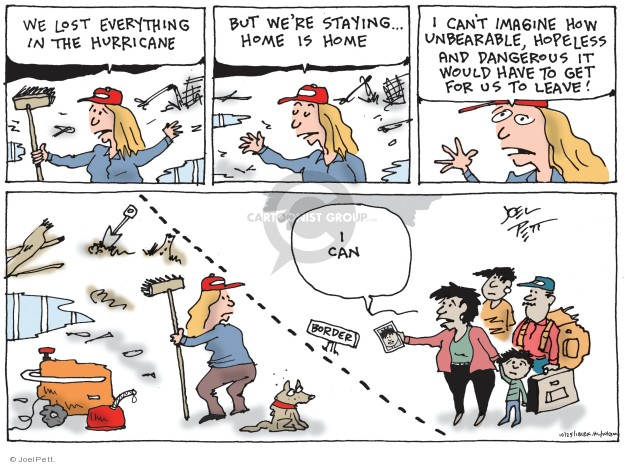 Joel Pett  Joel Pett's Editorial Cartoons 2018-10-25 state