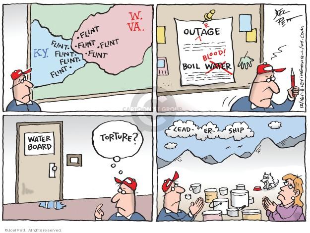 Joel Pett  Joel Pett's Editorial Cartoons 2018-12-16 clean