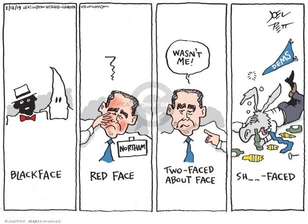 Joel Pett  Joel Pett's Editorial Cartoons 2019-02-12 state politician