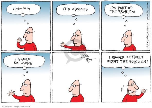 Joel Pett  Joel Pett's Editorial Cartoons 2019-12-06 more