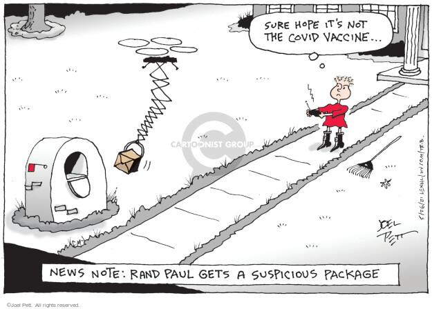 Joel Pett  Joel Pett's Editorial Cartoons 2021-05-26 coronavirus