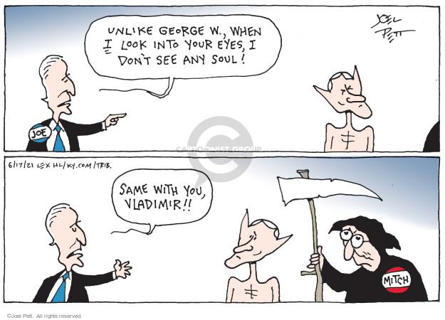 Joel Pett  Joel Pett's Editorial Cartoons 2021-06-17 politics